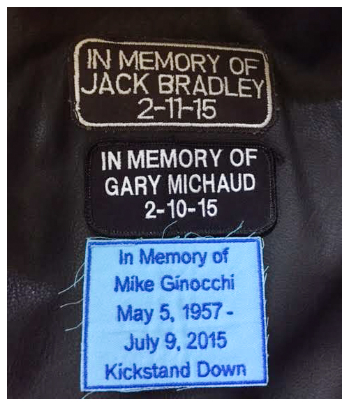 Memorial Patches